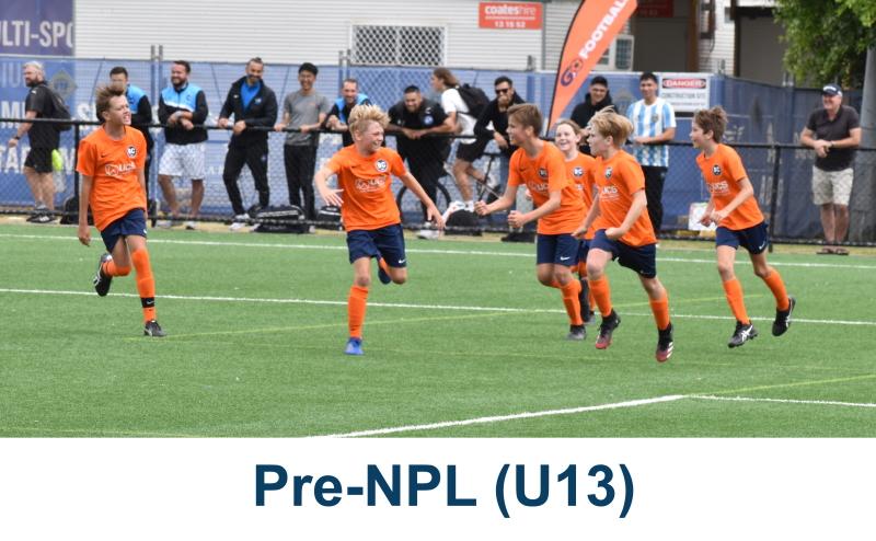 Pre-NPL (Under 13)